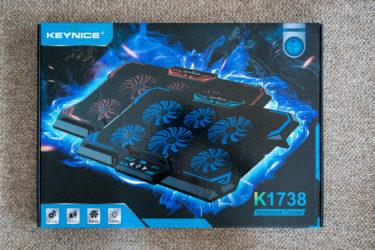 【レビュー】PCの熱対策に!3000円台で買えるPC用冷却パッドを使った結果…